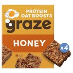 Graze Honey & Oat Protein Bites