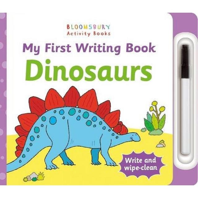 My First Writing Book, Dinosaurs