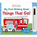 My First Writing Book, Things That Go!