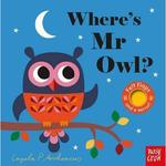 Where's Mr Owl Book
