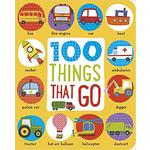 First 100 Things That Go Book