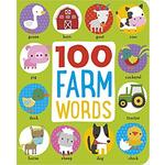 First 100 Farm Words Book