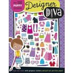 Designer Diva Puffy Sticker Book