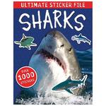 Ultimate Sticker File Sharks