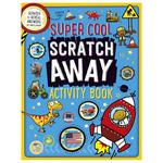 Scratch Away Activity Book Super Cool