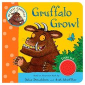 My First Gruffalo Growl, By Julia Donaldson