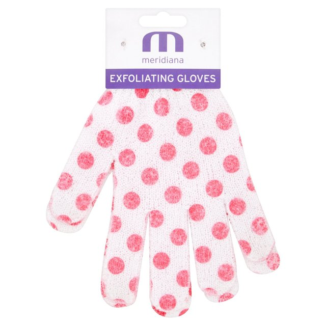 Exfoliating Gloves, Dot