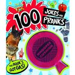 100 Jokes & Pranks Book