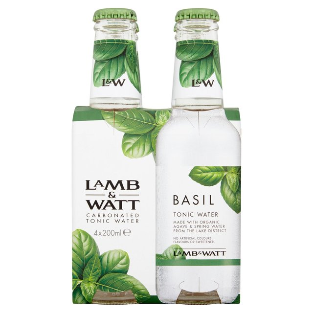Lamb & Watt Basil Tonic