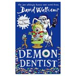 David Walliams Demon Dentist Book