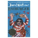 David Walliams Ratburger Book