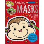 Create your Own Masks Book