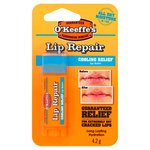O'Keeffes Cooling Repair Lip Balm