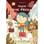 Hilda & The Troll Book