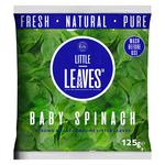 Little Leaves Baby Spinach
