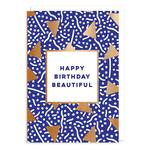 Happy Birthday Greeting Card by 1973
