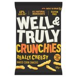 Well & Truly Crunchy Cheese Sticks