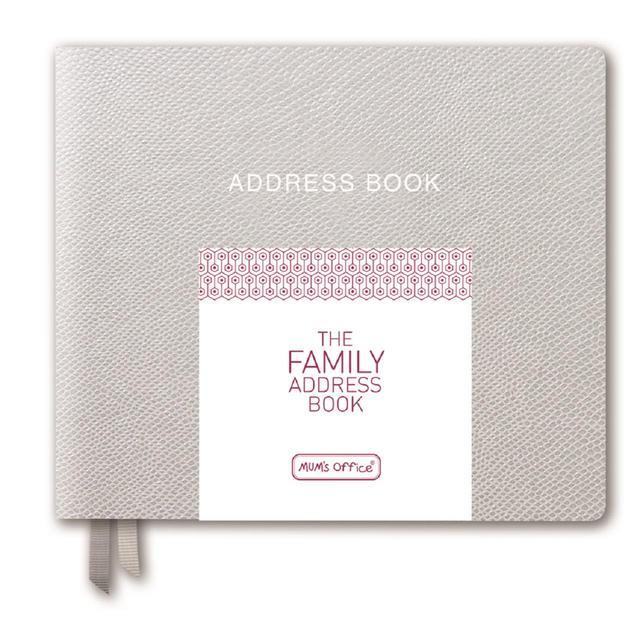 mum s office family address book from ocado