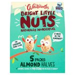Whitworths Bright Little Nuts Almonds Multipack