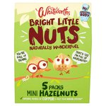 Whitworths Bright Little Nuts Hazelnuts Multipack