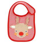 Waitrose Mini Bib, Reindeer
