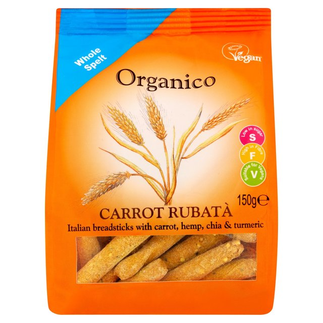 organico spelt carrot hemp u turmeric rubata