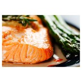 Russell's Salmon Side Skin On & Boneless
