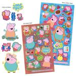 Peppa Pig Assortment Stickers, 3yrs+