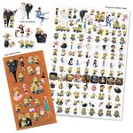 Despicable Me 3 Mega Pack Stickers, 3yrs+