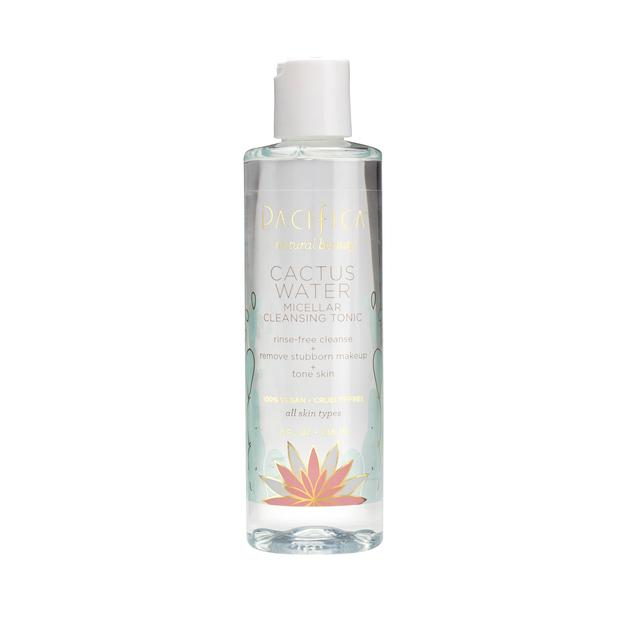 Pacifica Vegan Cactus Water Micellar Cleansing Tonic