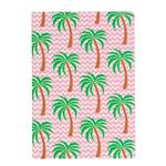 Sass & Belle Tropical Summer Palm Tree A5 Notebook