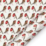 Red Robins Giftwrap