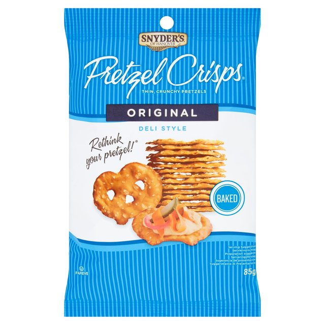 Snyder's Original Pretzel Crisps | Ocado