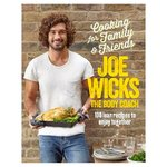 Joe Wicks, Cooking For Family & Friends Book