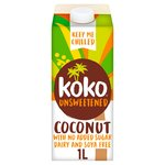 Koko Dairy Free Unsweetened Chilled