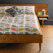 Orla Kiely Scribble Stem, Pillowcases