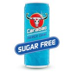Carabao Sugar Free Energy Drink