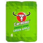 Carabao Green Apple Energy Drink