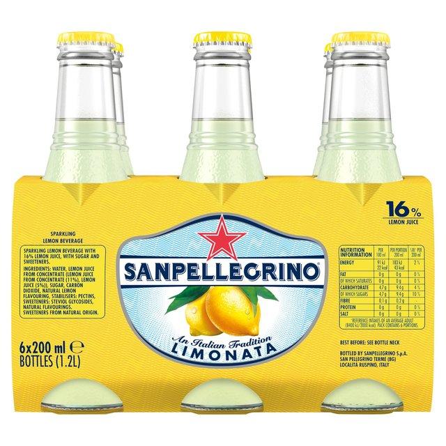 how to make san pellegrino limonata
