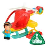 ELC Happy Land Rescue Helicopter, 2yrs+