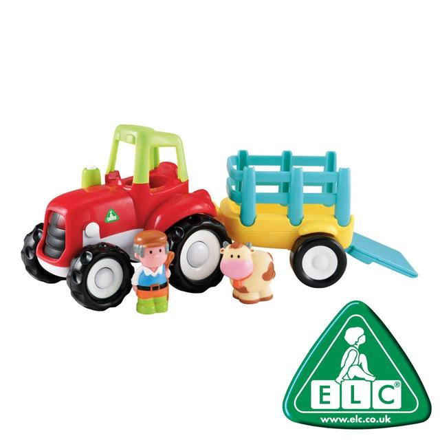 ELC Happy Land Farm Tractor, 0yrs+
