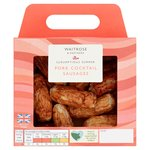 Waitrose Succulent Cocktail Sausages