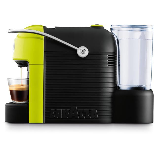 ... Lavazza A Modo Mio Coffee Machine Lime