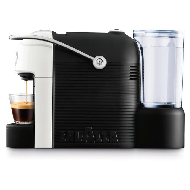 Lavazza A Modo Mio Coffee Machine White From Ocado - Lavazza-a-modo-mio-espresso-machine