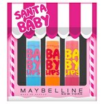 Maybelline Santa Baby Christmas Baby Lips Gift Set For Her