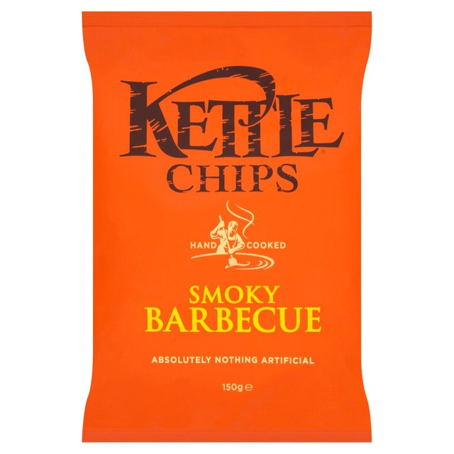 Kettle Chips Smokey Barbecue