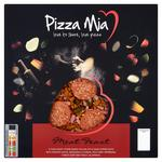 Pizza Mia Meat Feast