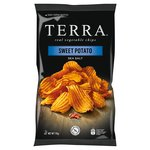 Terra Chips Sweet Potato Crinkle Sea Salt