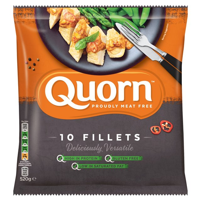 Quorn Fillets Ocado