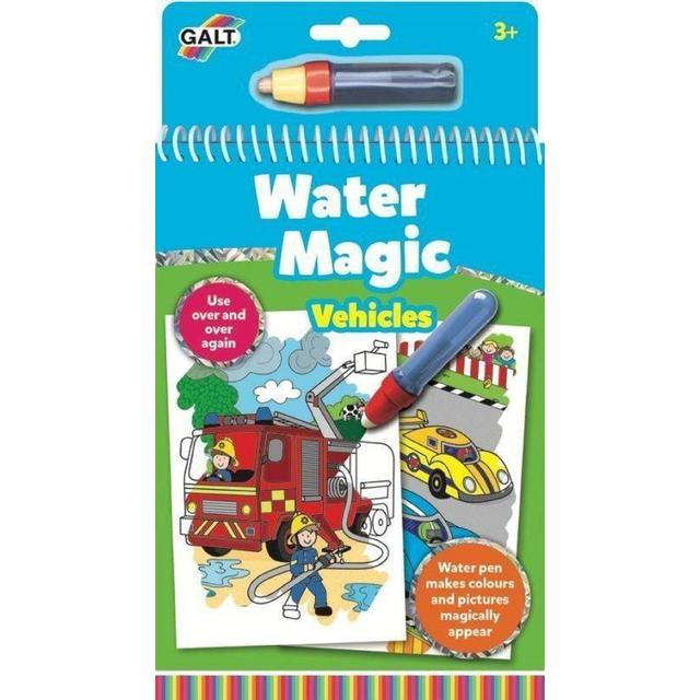 Galt Water Magic Vehicles, 3yrs+